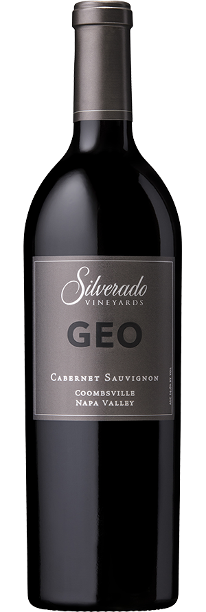 Silverado Vineyards GEO Cabernet Sauvignon Bottle