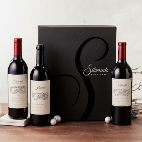Oakville Station Cabernet Sauvignon Collection