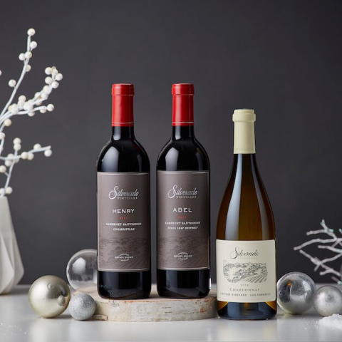 Red & White Winery Exclusive Collection